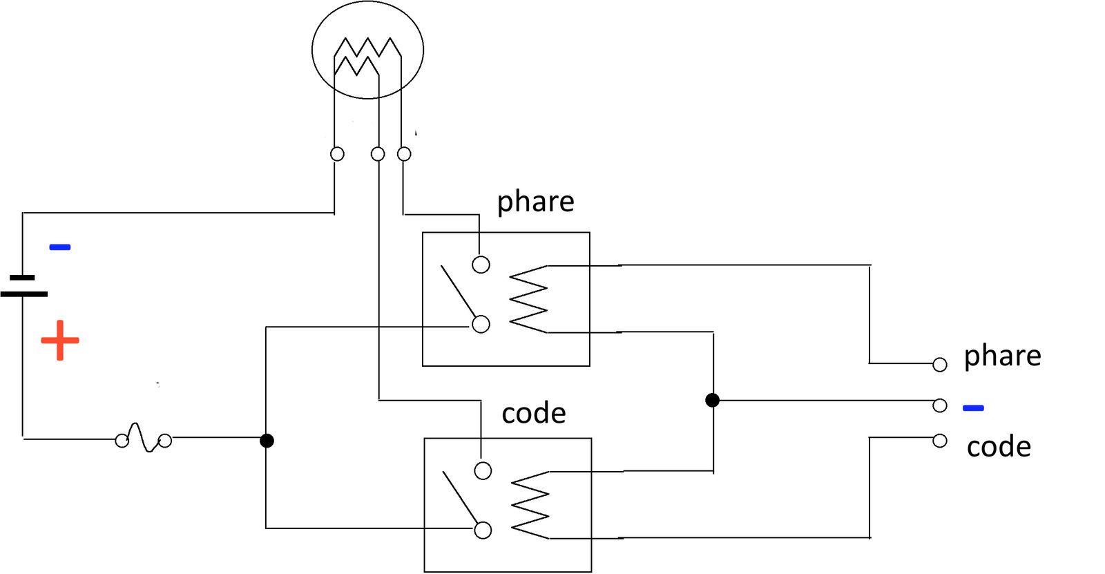 Amplificateur de phare
