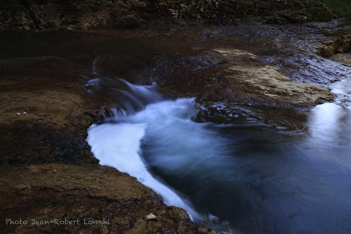 Cascade de l'Audeux