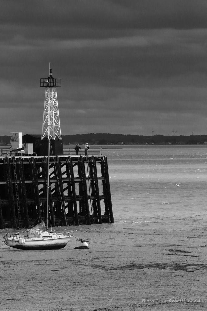 Mes images noir et blanc ne sont pas des conversions de fichiers couleur, mais des images prises en noir et blanc, c'est un choix à la prise de vue