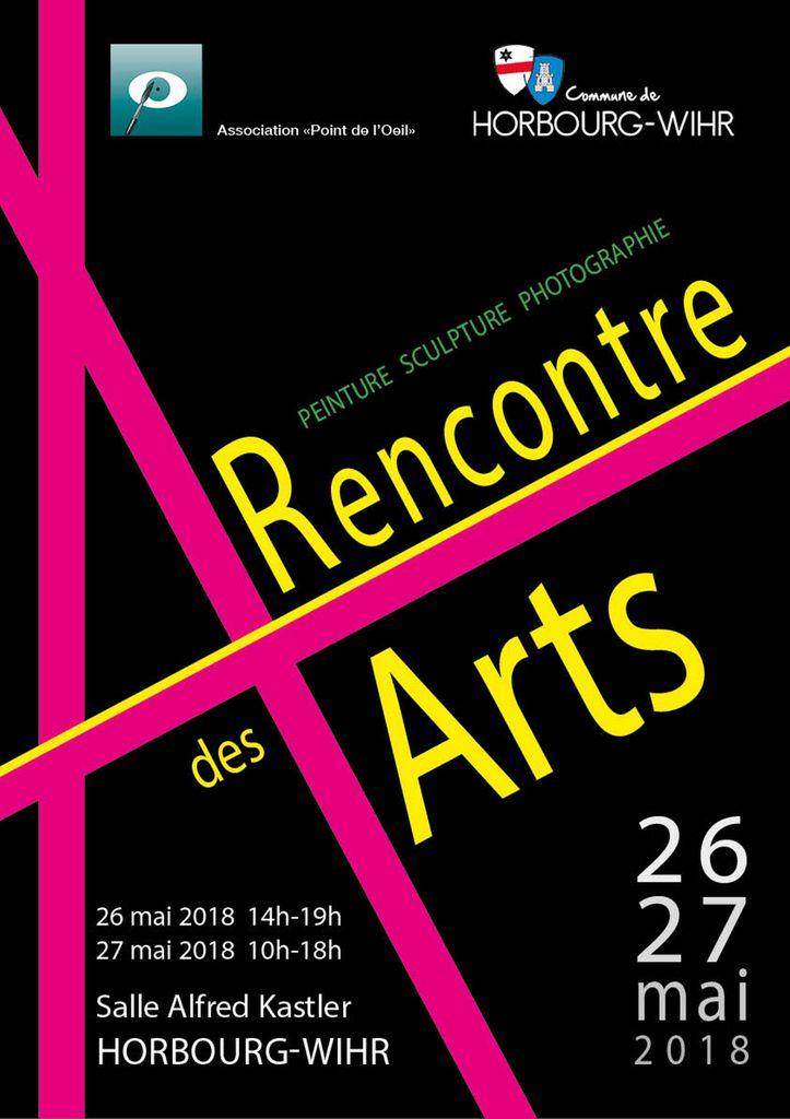 RENCONTRE DES ARTS - HORBURG-WIHR