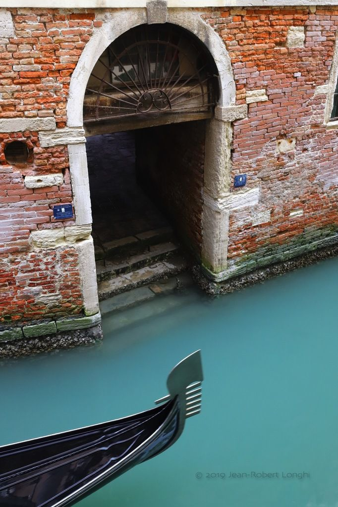 Venezia - Fragments 6 - ©2019 Jean-Robert Longhi Photographie non libre de droits
