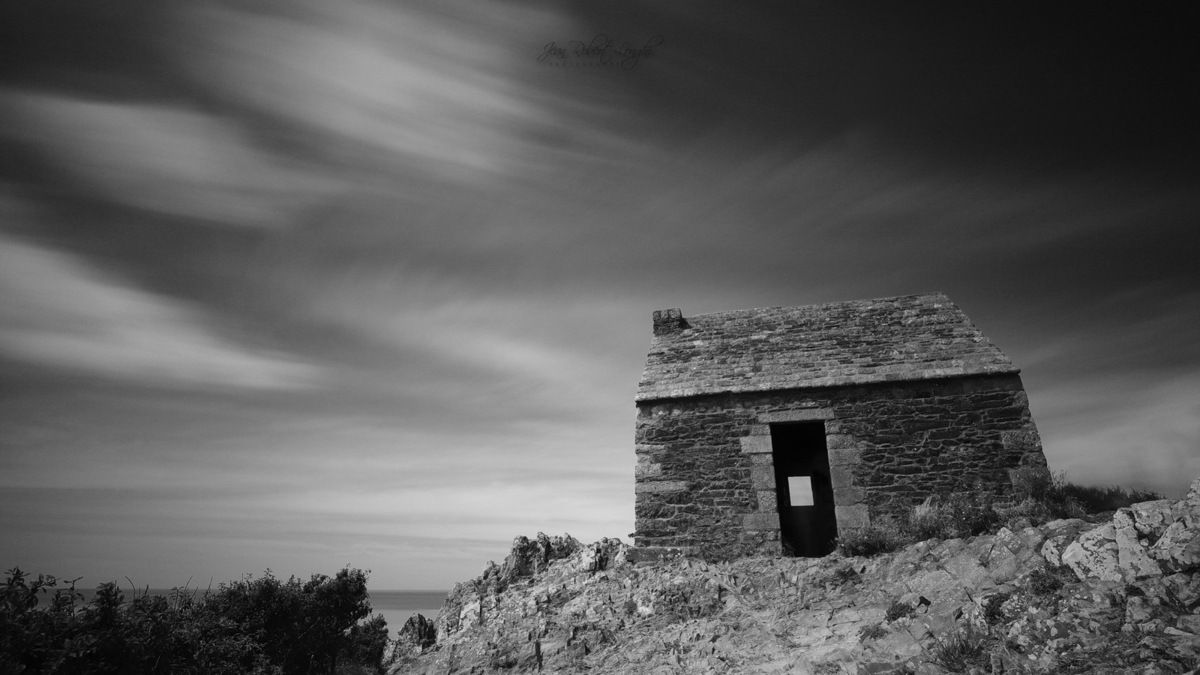 Balade en Baie du Mont 9 - ©2019 Jean-Robert Longhi Photographie non libre de droits
