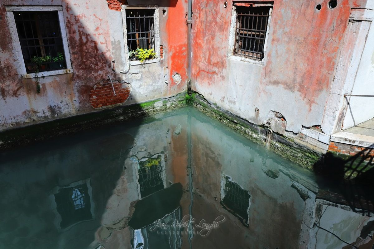 Venezia - Dorsoduro 9 - ©2019 Jean-Robert Longhi Photographie non libre de droits