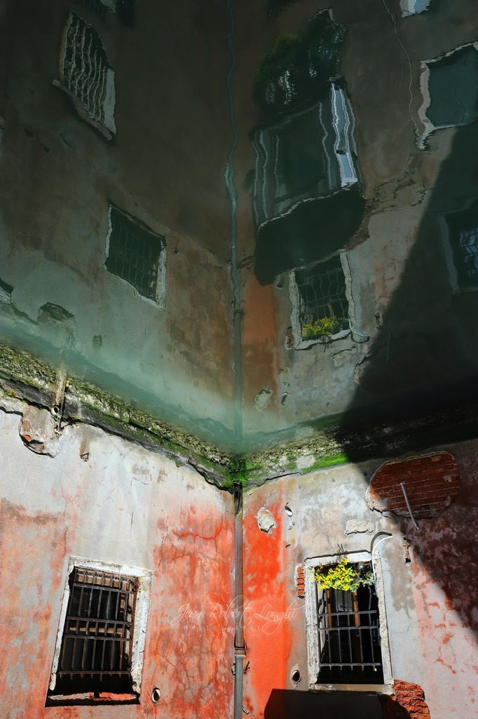Venezia - Dorsoduro 8 - ©2019 Jean-Robert Longhi Photographie non libre de droits