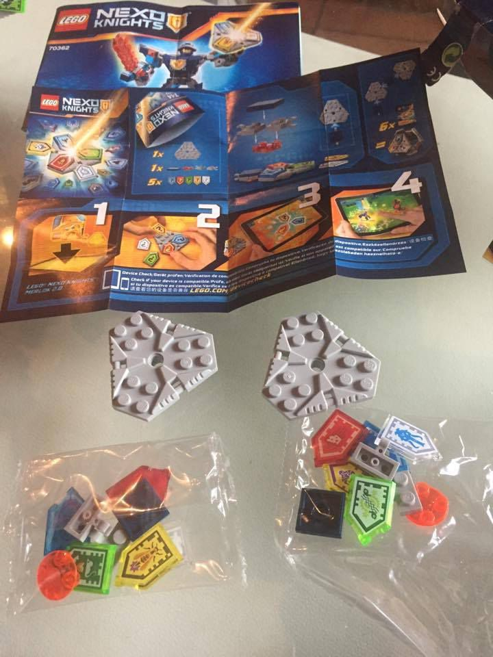 On a testé les LEGO nexo knights