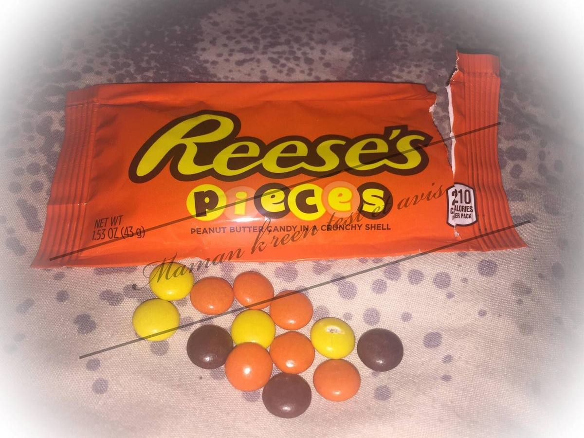 reese's pieces american life market