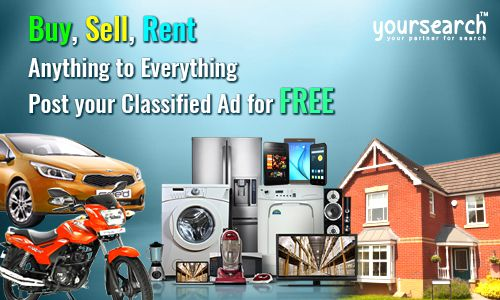 Explore Benefit of Free Classified Ads - YourSearch   Partner For