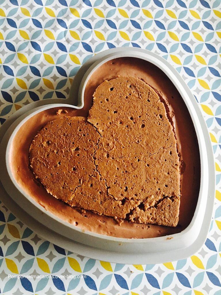 Gâteau de Saint Valentin ❤️