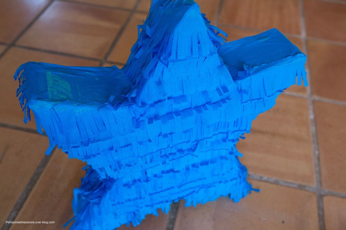 DIY: Piñata Étoile