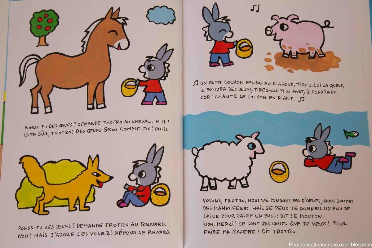 Chut les enfants lisent #6: Trotro et la nature