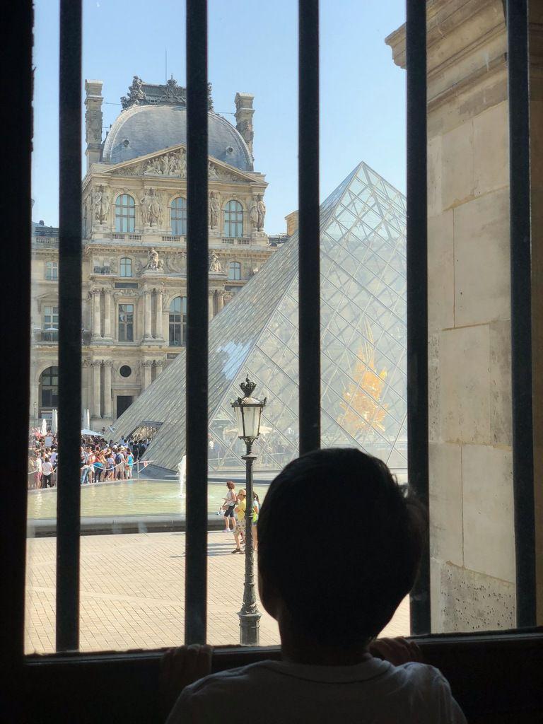 Paris 2018#2: Visiter le Louvre avec des enfants!