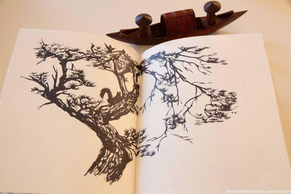 Deux albums pour les jeunes amateurs de calligraphie et d'art chinois
