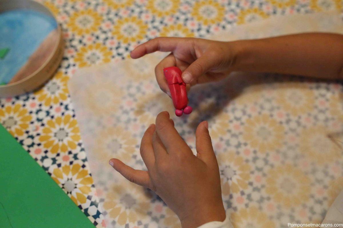 L'art est un jeu d'enfant#6 : Petit Chaperon Rouge en boîte!