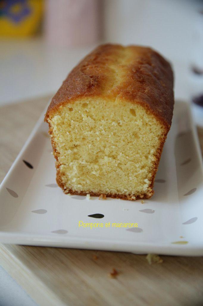LE Cake au Citron de Pierre Hermé!