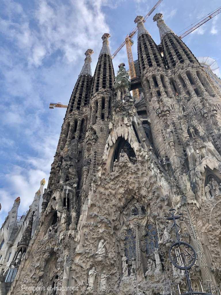 Barcelone 2019: Trois jours de visite en famille