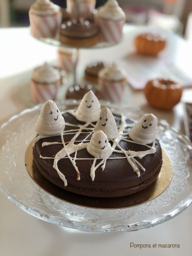Gâteaux d'Halloween 2019