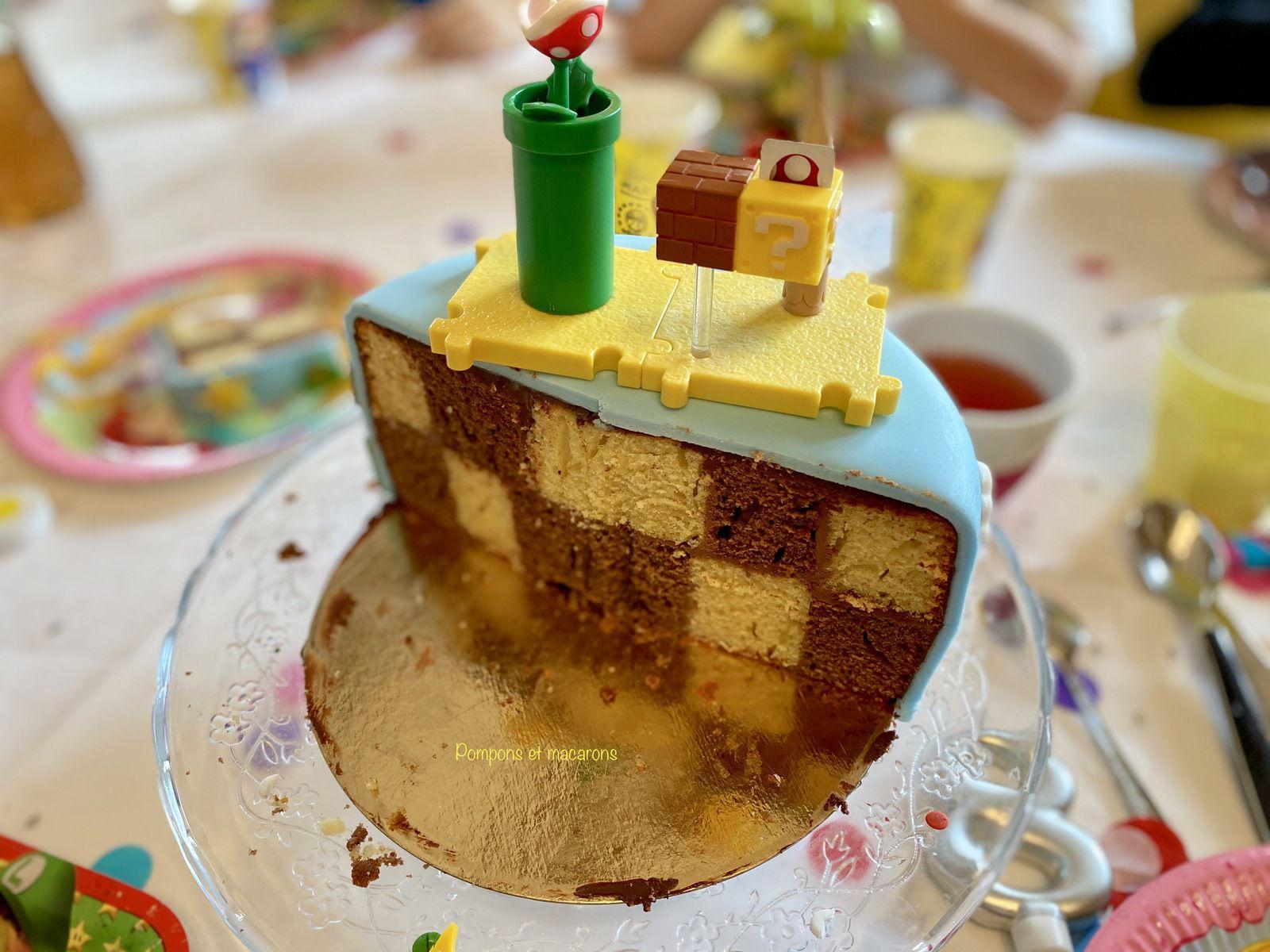 Notre anniversaire Super Mario!