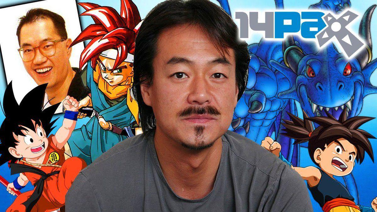Akira Toriyama (crédit photo You tube)