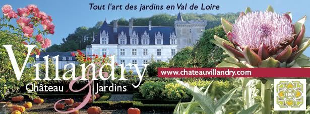 crédit photo www.chateauvillandry.com
