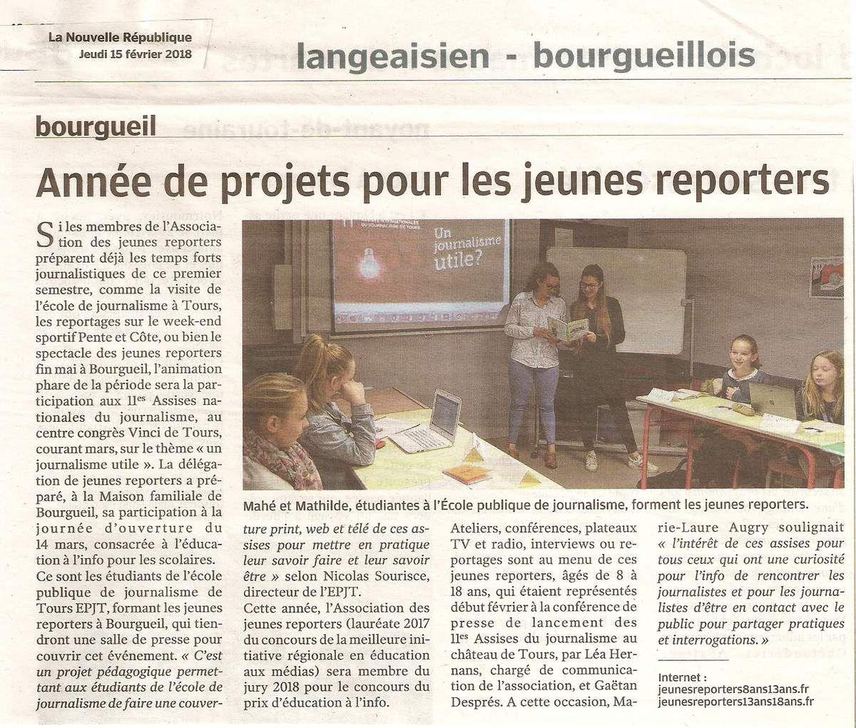 crédit photo Quotidien régional Nouvelle République