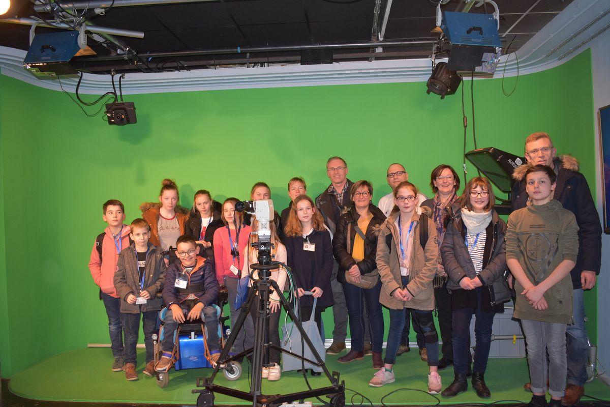 crédit photos familles des jeunes reporters