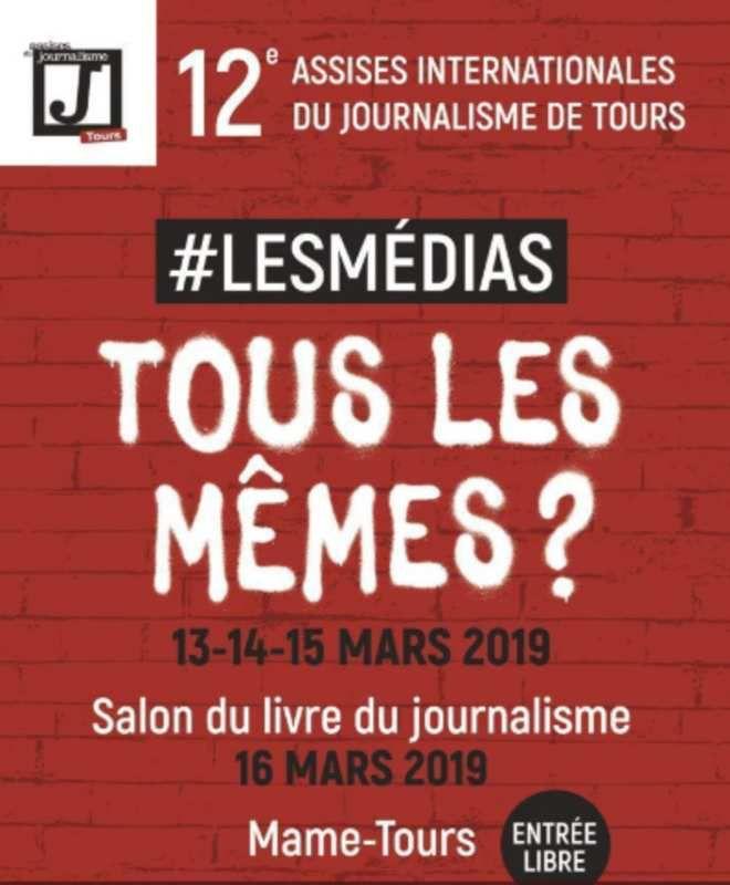 12èmes assises internationales du journalisme à Tours