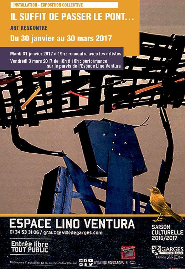 Le collectif Art Rencontre à Garges-lès-Gonesse