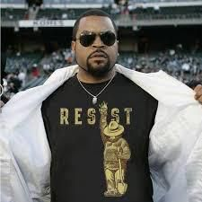Smokey Say Resist Shirt - Ice Cube