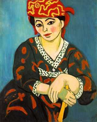 mme matisse madras rouge