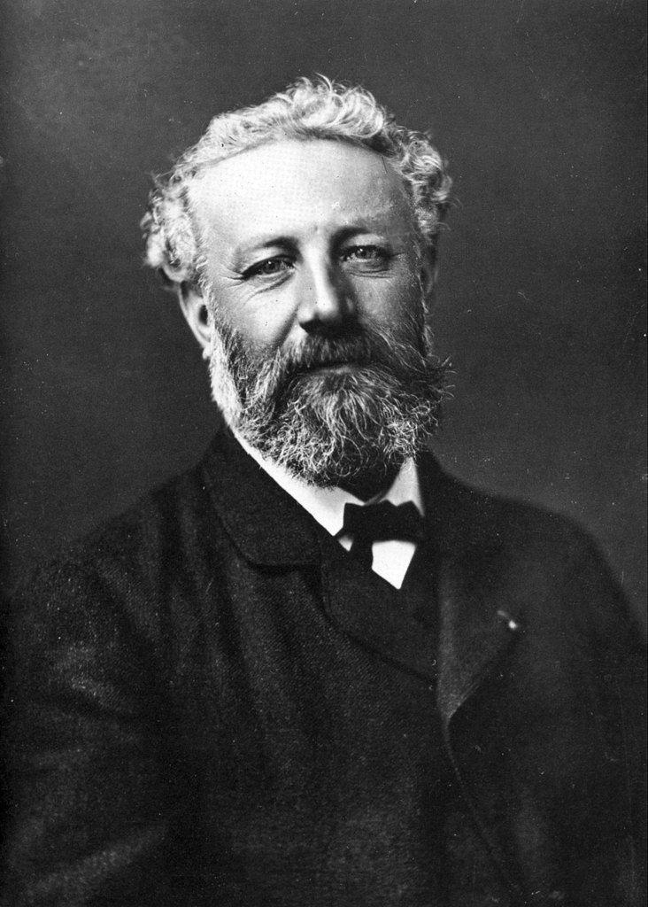 Félix Nadar portraits Jules Verne