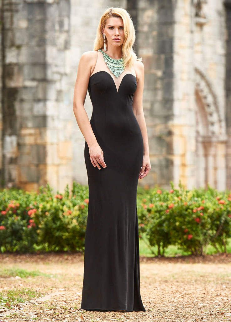Buy The Perfect Black Prom Dresses - Formal Dresses Affordable ...
