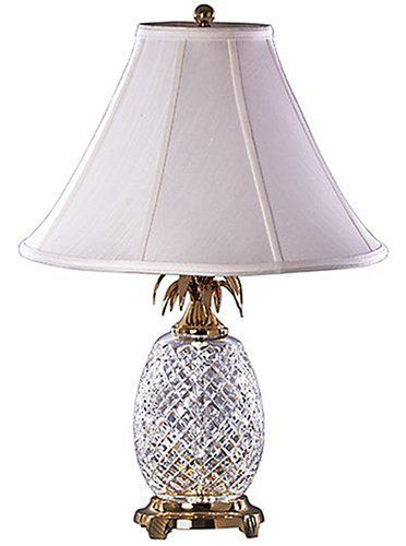 Waterford Crystal Lamps History