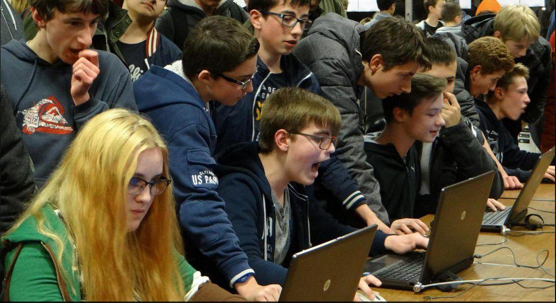 Grand succès pour la première soirée GAMING NETWORK, organisée par le conseil des jeunes