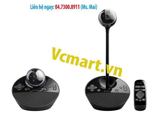 Camera logitech BCC950 chính hãng - giá bất ngờ