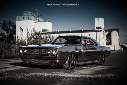 Dodge Charger 1970 Gtsr Dark Cars Wallpapers
