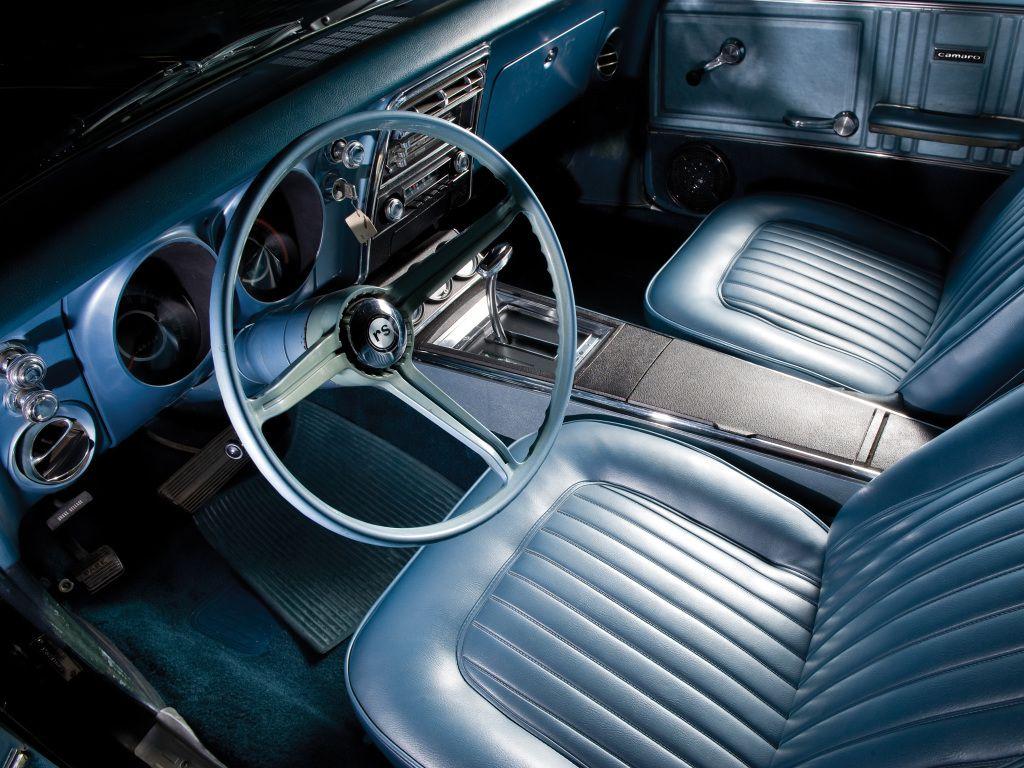 1967 Chevrolet Camaro RS 327 Convertible
