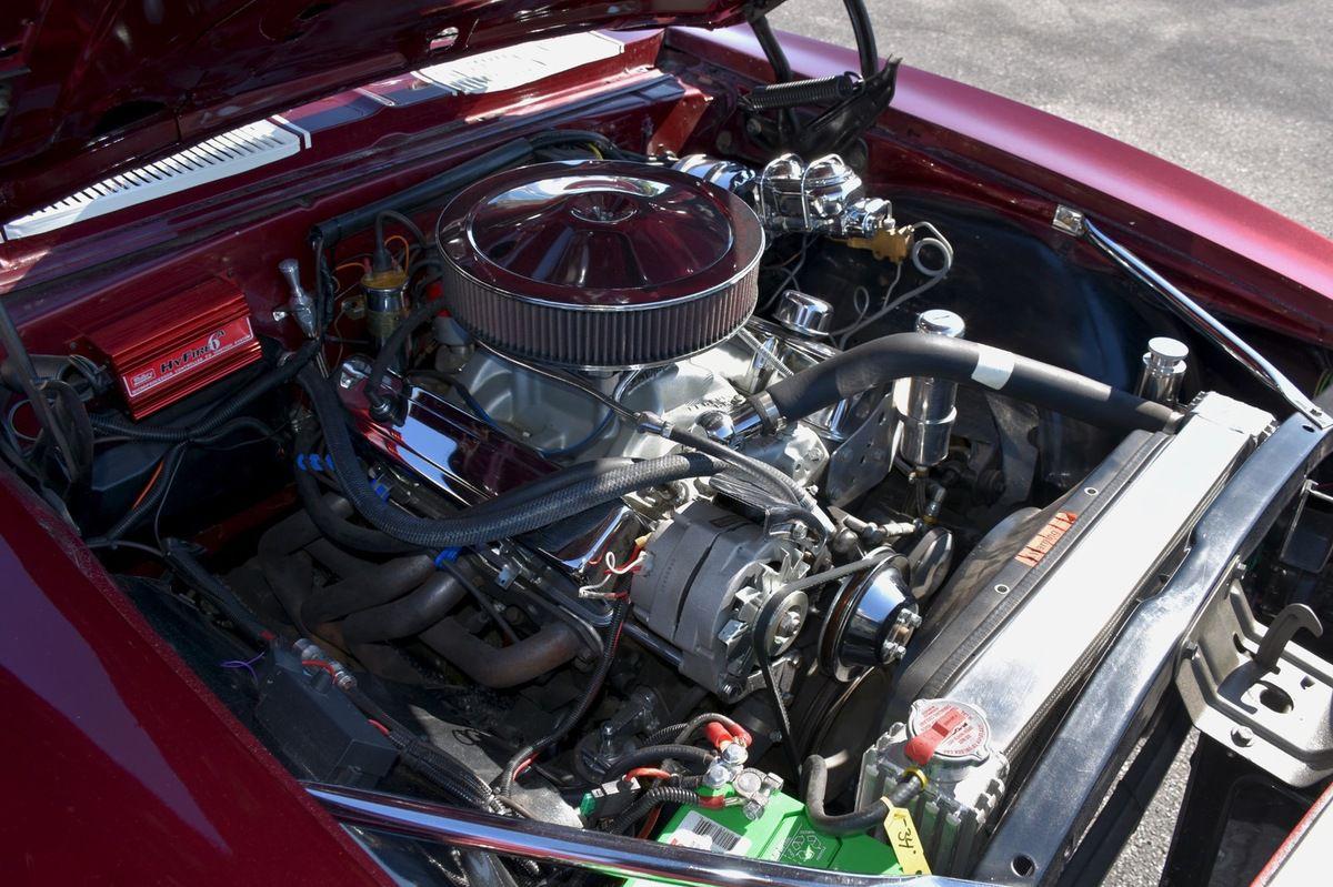 1967 Chevrolet Camaro SS convertible 350