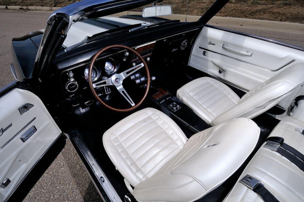 Chevrolet Camaro Z/28 Convertible