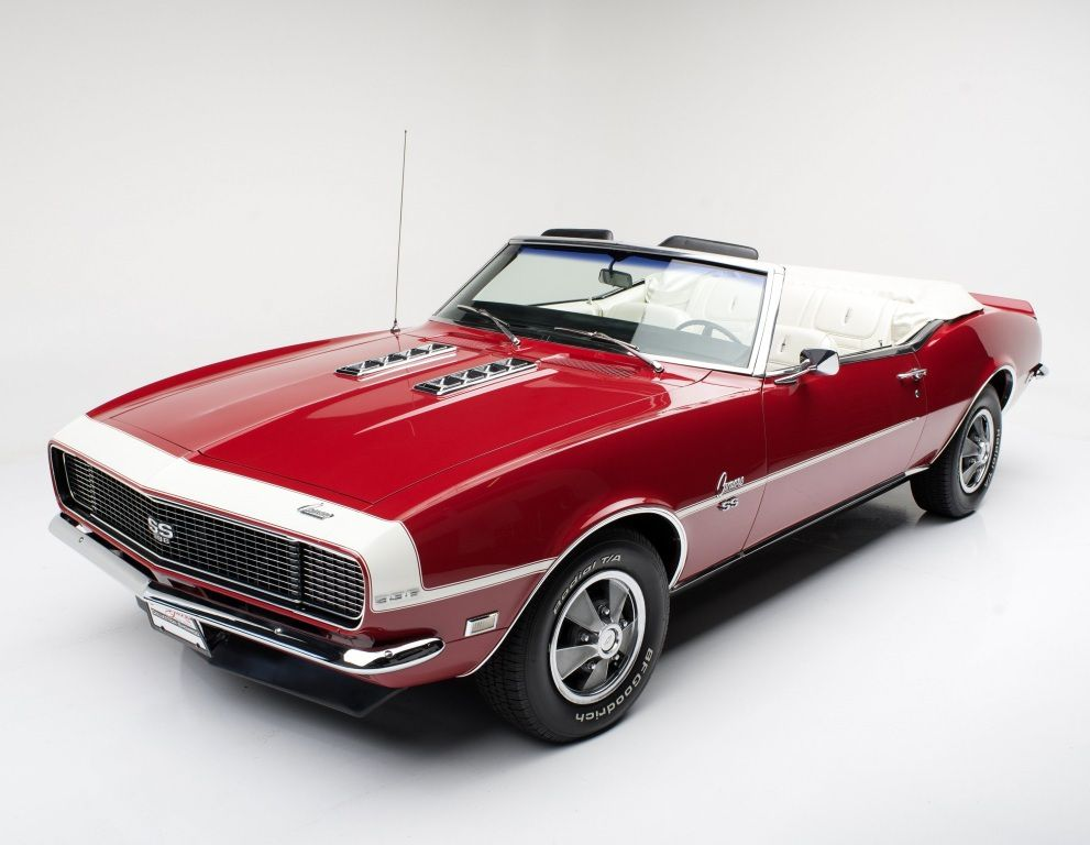 Chevrolet Camaro RS/SS 396 Convertible