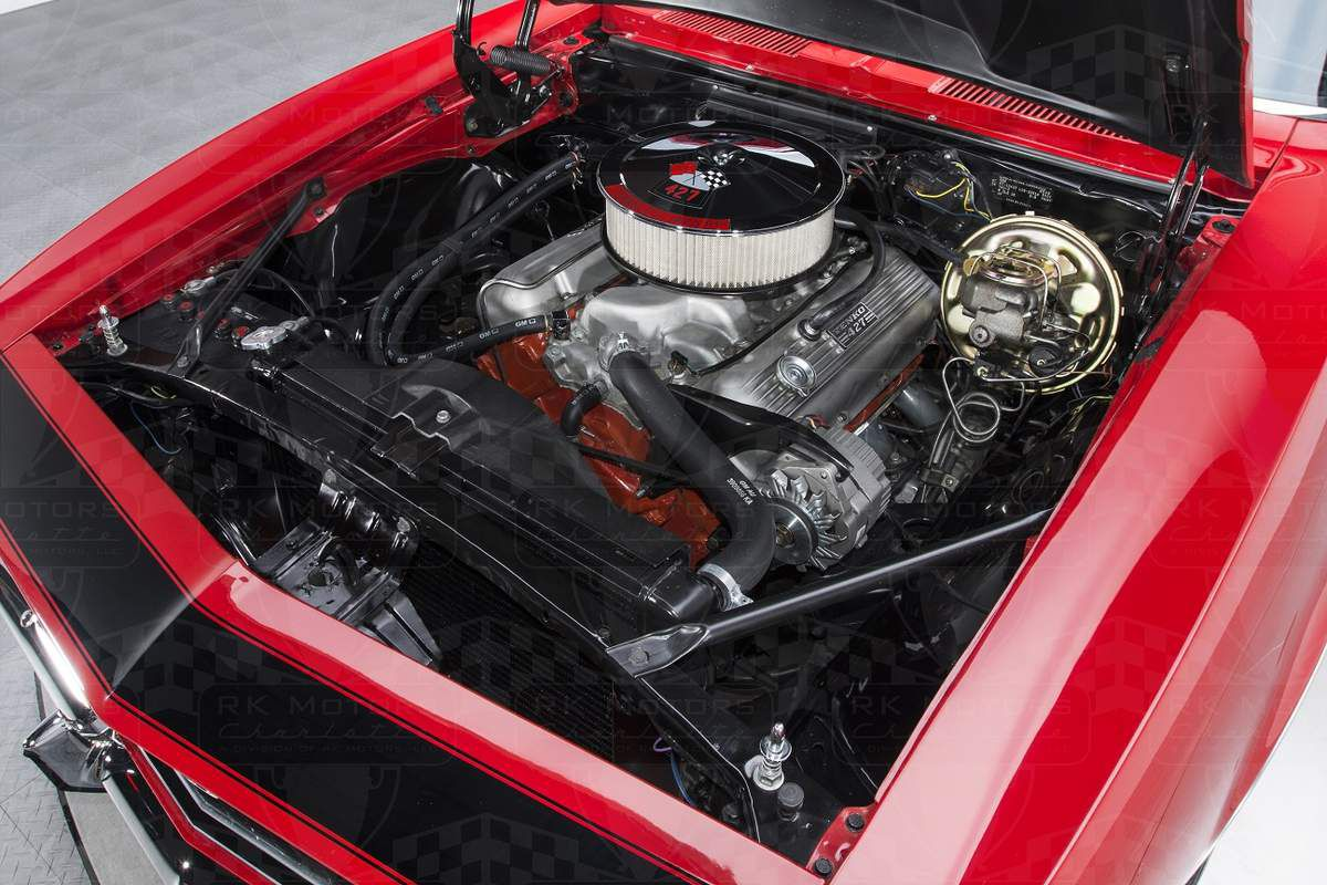 Chevrolet Camaro Yenko RS/SS 427