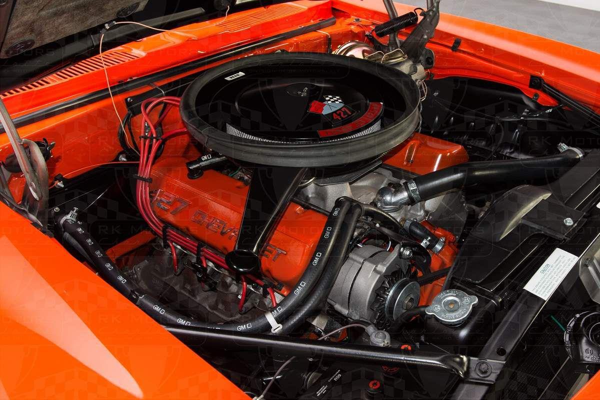 Chevrolet Camaro L72 427 COPO