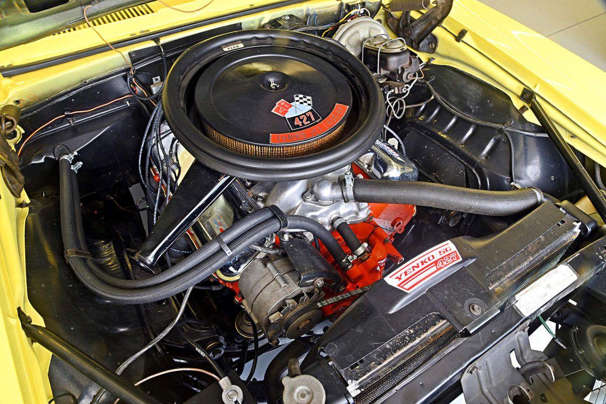 Chevrolet Camaro Yenko SYC 427