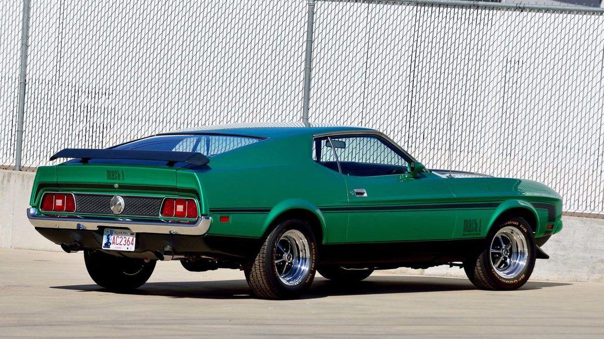 Mach 1 1971