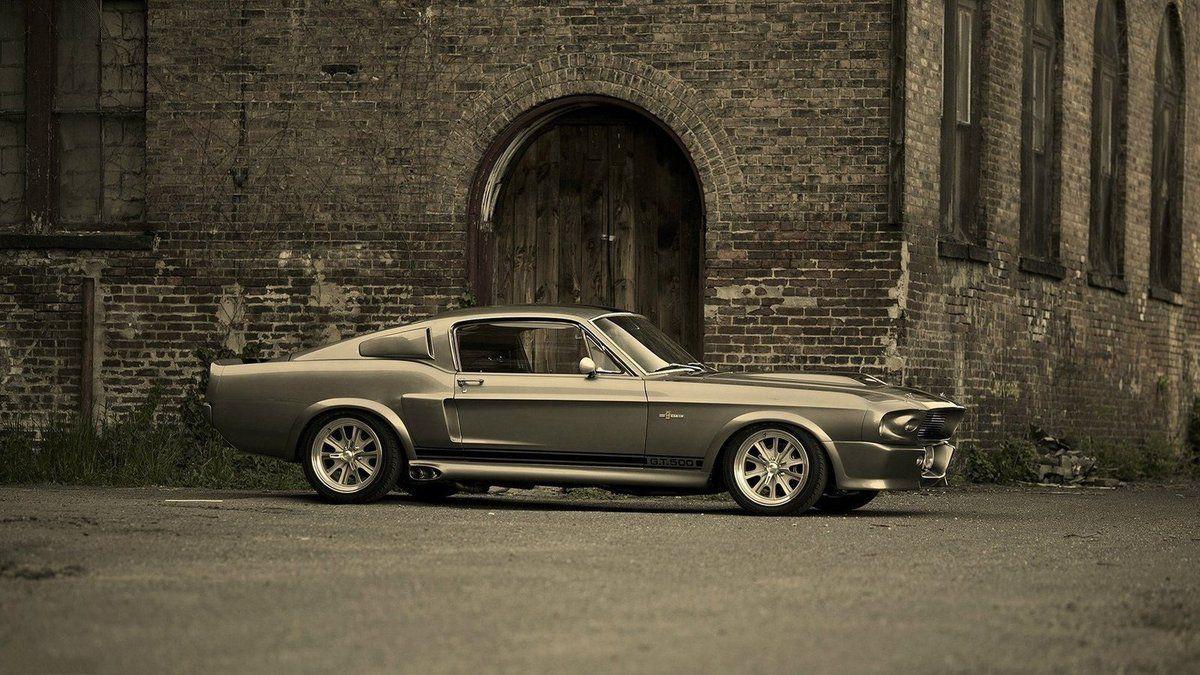 Mustang  Shelby GT 500 Eleanor 1967