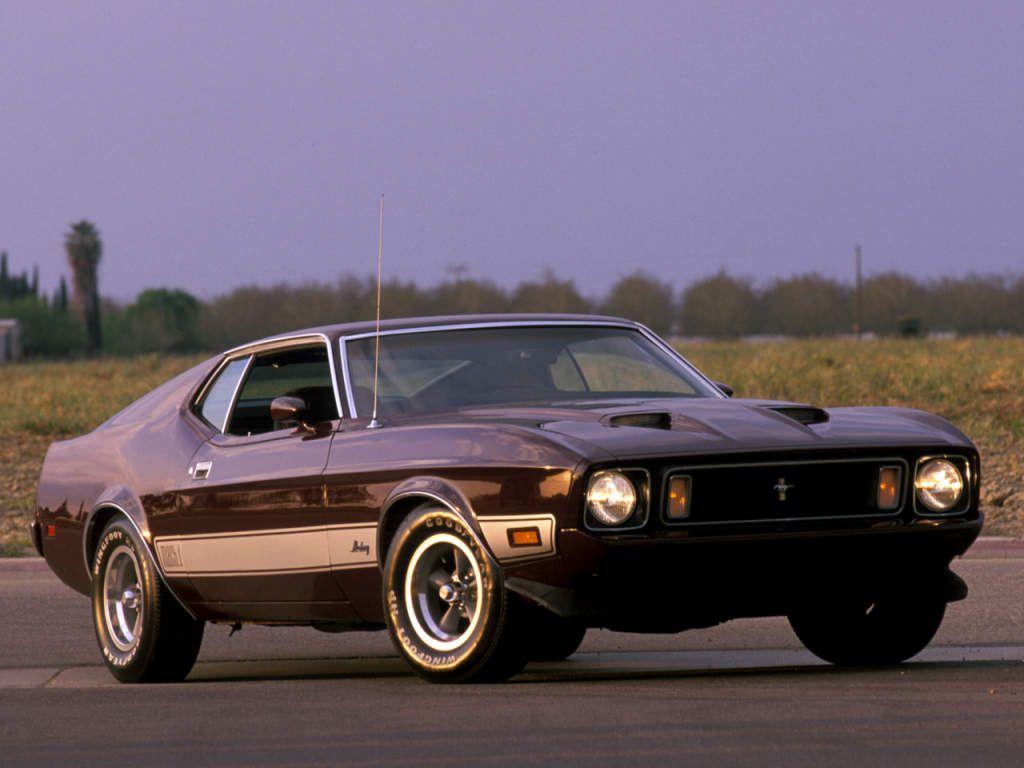 Mach 1 1973