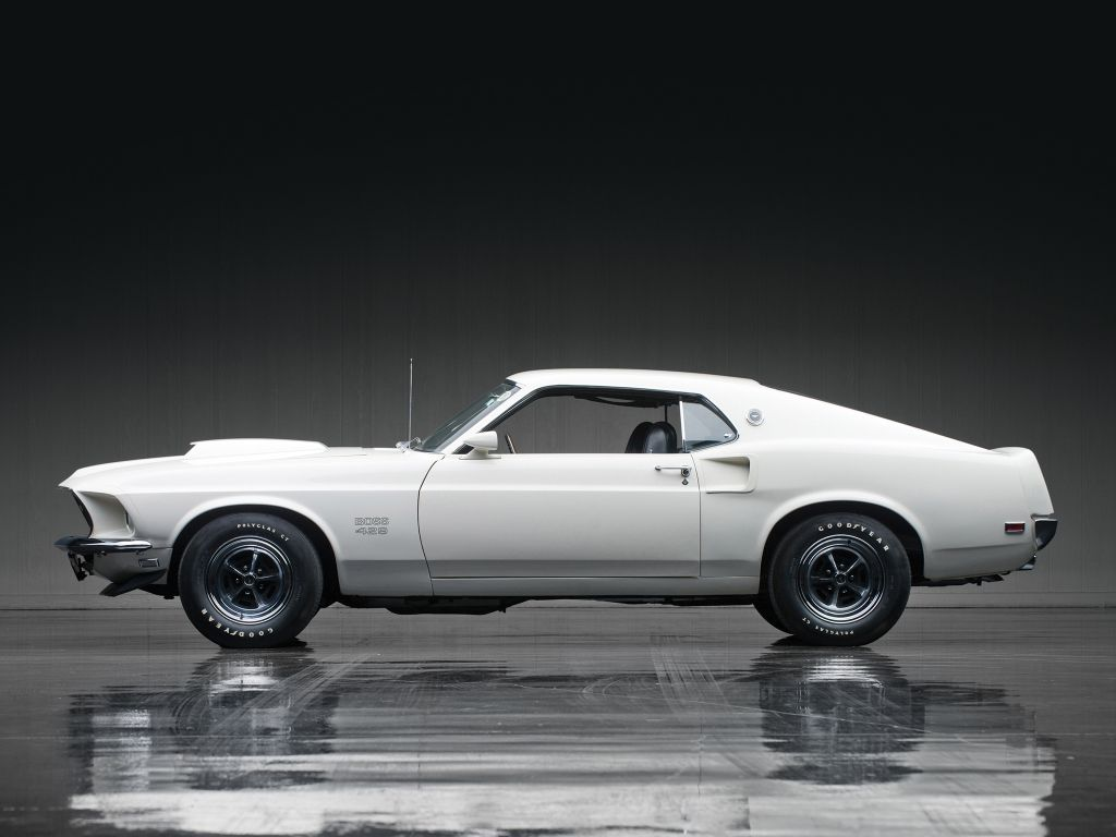 Mustang Boss 429 1969