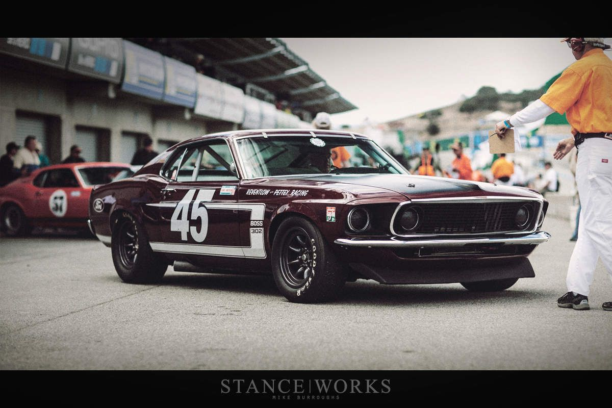 1969 Ford Mustang Boss 302 Trans Am