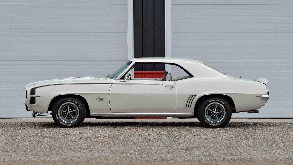 Chevrolet Camaro RS/SS 350 Sport Coupe