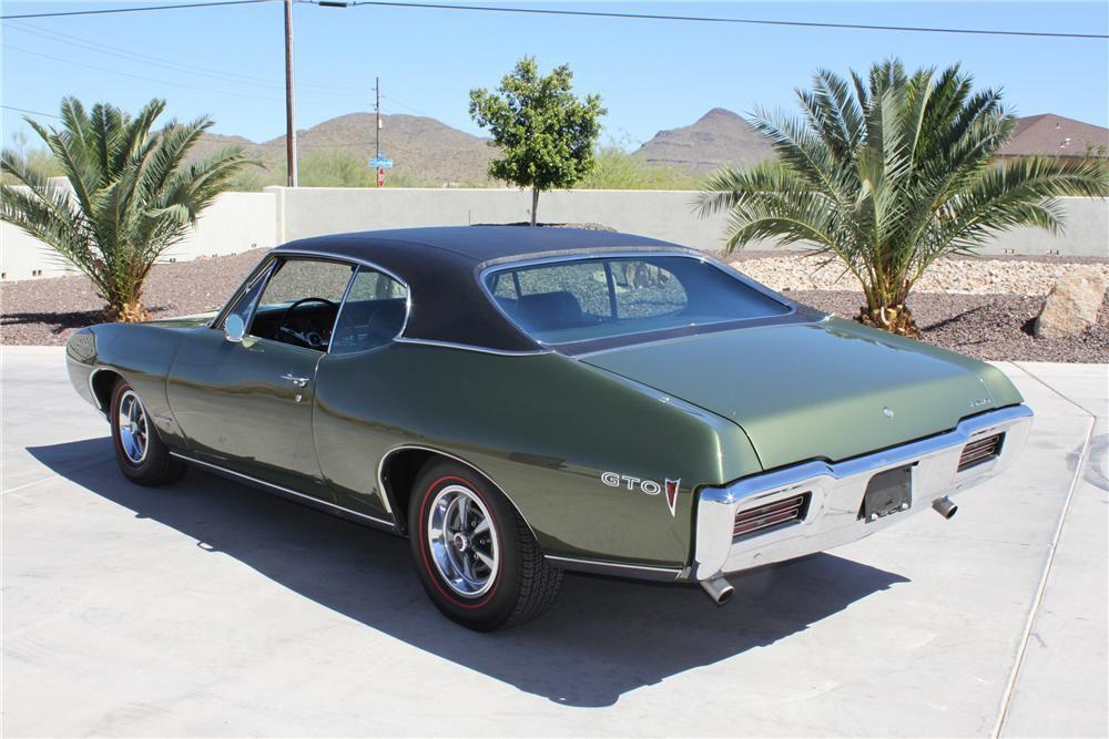 Coupé GTO 1968