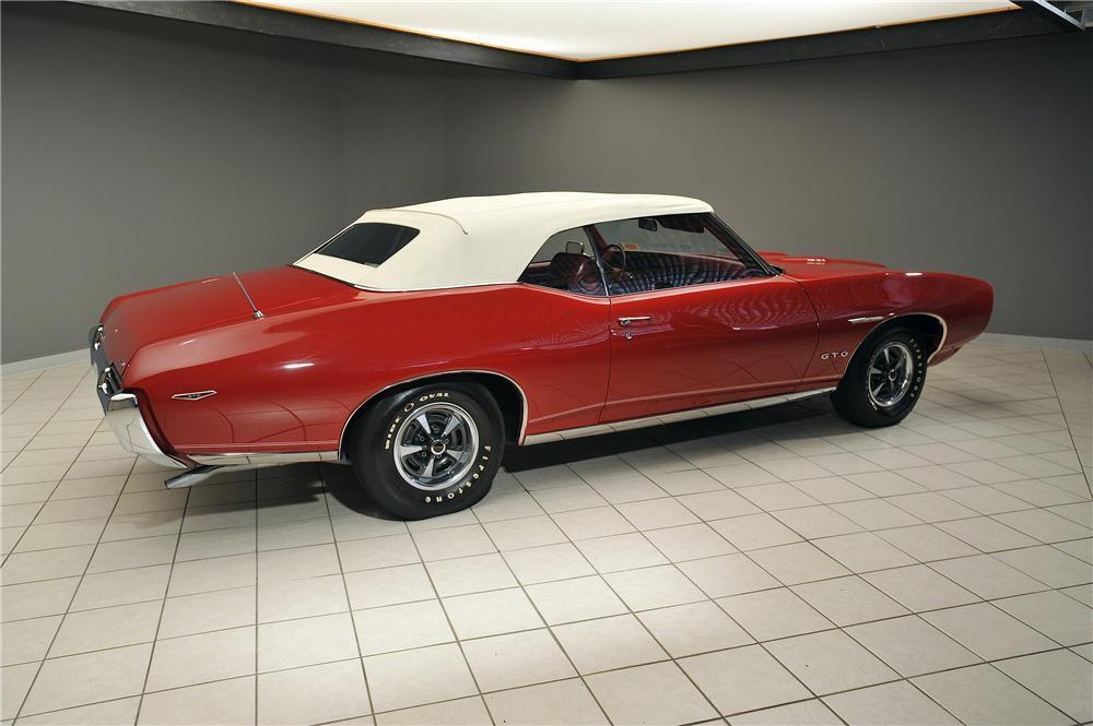 Cabriolet GTO 1969